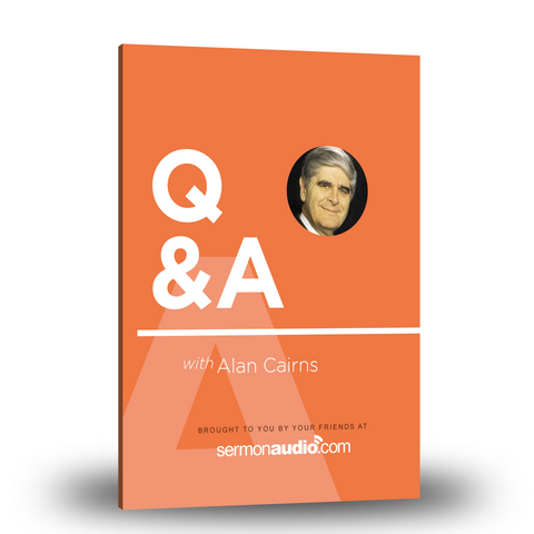 Q&A with Alan Cairns DVD
