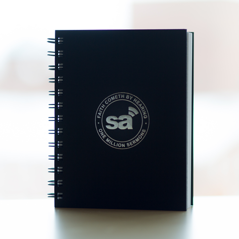 Spiral-Bound Notebook