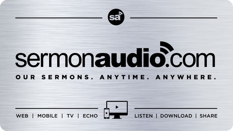 SermonAudio Sign