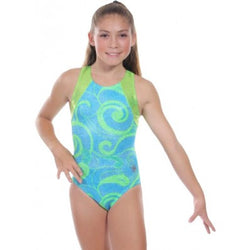 T30 Gym Club Girls Leotard