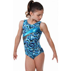 Snowflake Designs Echo Gymnastics Leotard