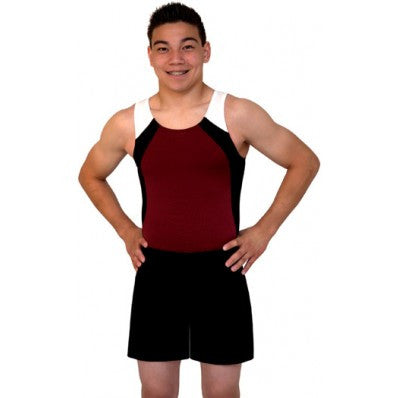 Snowflake Designs Men and Boys Iron Gymnastics Leotard