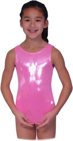 Snowflake Designs Bubblegum Pink Leotard