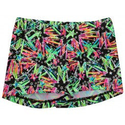 Snowflake Designs Spectrum Gymnastic Shorts