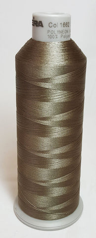 Madeira 918-1662 Slate #40 Embroidery Thread Cone – 5500 Yards
