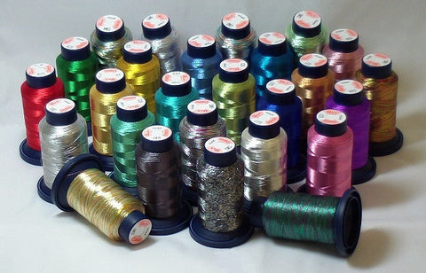 RAPOS 27 Color Metallized Thread Starter Kit