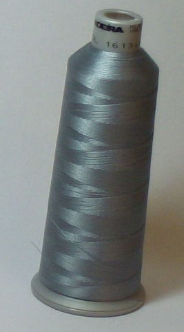 Madeira 918-1613 Gull Gray #40 Embroidery Thread Cone – 5500 Yards