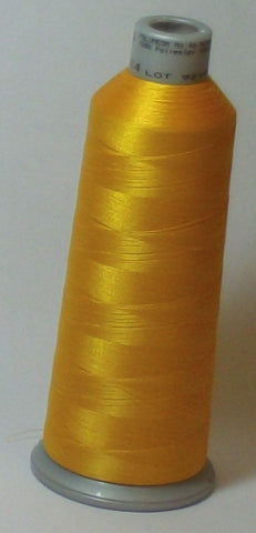 Madeira 918-1624 Egg Yolk #40 Embroidery Thread Cone – 5500 Yards