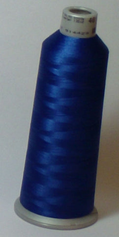 Madeira 918-1642 Lapis Blue #40 Embroidery Thread Cone – 5500 Yards