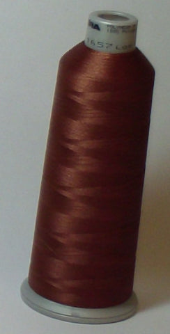 Madeira 918-1657 Golden Oak #40 Embroidery Thread Cone – 5500 Yards