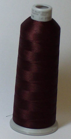 Madeira 918-1659 Coffee Bean #40 Embroidery Thread Cone – 5500 Yard
