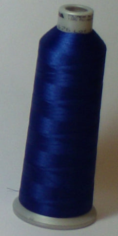 Madeira 918-1676 Hanukkah Blue #40 Embroidery Thread Cone – 5500 Yards