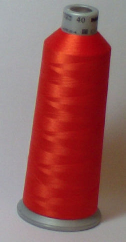 Madeira 918-1678 Pumpkin #40 Embroidery Thread Cone – 5500 Yards