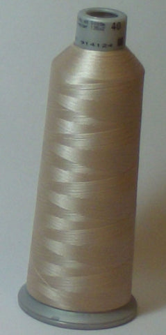 Madeira 918-1682 Tusk #40 Embroidery Thread Cone – 5500 Yards