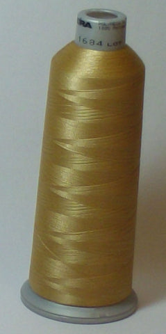 Madeira 918-1684 Wheat #40 Embroidery Thread Cone – 5500 Yards