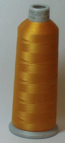 Madeira 918-1725 Liquid Gold #40 Embroidery Thread Cone – 5500 Yards
