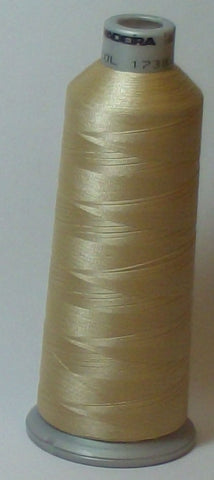 Madeira 918-1738 Champagne #40 Embroidery Thread Cone – 5500 Yards