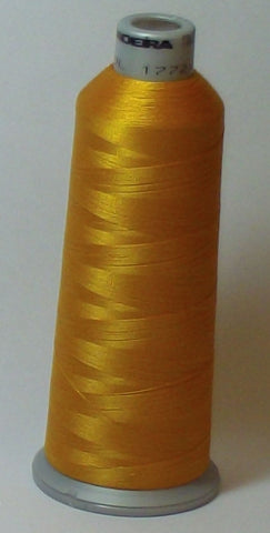 Madeira 918-1772 Military Gold #40 Embroidery Thread Cone – 5500 Yards