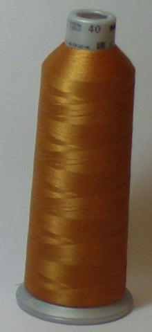 Madeira 918-1791 Brass #40 Embroidery Thread Cone – 5500 Yards