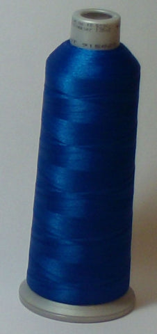 Madeira 918-1797 Calypso Blue #40 Embroidery Thread Cone – 5500 Yards