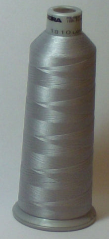 Madeira 918-1810 Gray Haze #40 Embroidery Thread Cone – 5500 Yards