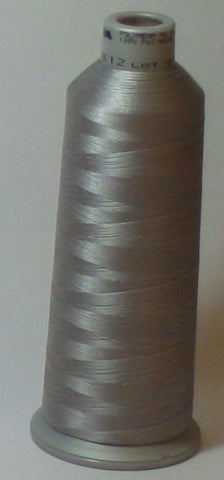 Madeira 918-1812 Cement Gray #40 Embroidery Thread Cone – 5500 Yards