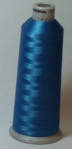 Madeira 918-1828 Work Shirt Blue #40 Embroidery Thread Cone – 5500 Yards