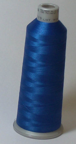 Madeira 918-1829 Blue Bird #40 Embroidery Thread Cone – 5500 Yards