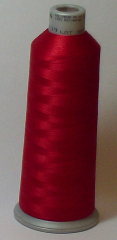 Madeira 918-1839 Christmas Red #40 Embroidery Thread Cone – 5500 Yards