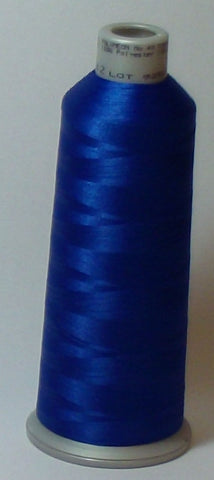 Madeira 918-1842 True Blue #40 Embroidery Thread Cone – 5500 Yards