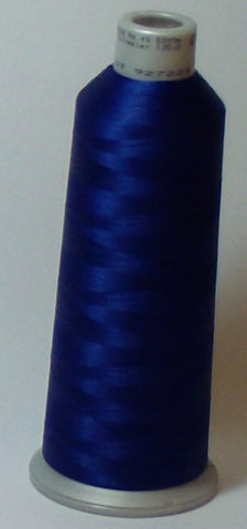 Madeira 918-1843 Persian Blue #40 Embroidery Thread Cone – 5500 Yards