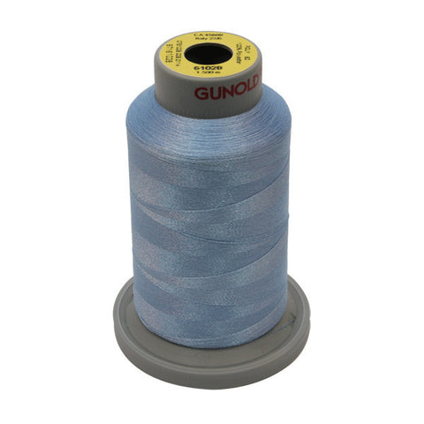 Gunold 60-weight Baby Blue Thread - 97161028