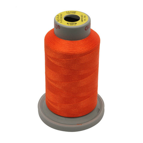 Gunold 60-weight Tangerine Thread - 97161078
