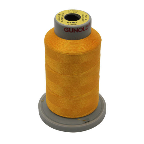 Gunold 60-weight Amber Thread - 97161367