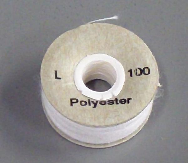Coats Astra Staple Spun Polyester Thread Bobbin - Box of 100 Bobbins