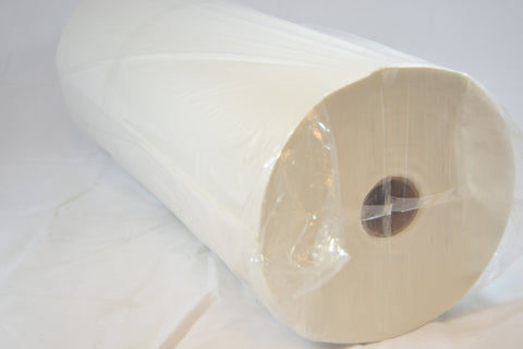 "2.5 oz White Firm Tearaway 20""x100yd Roll"