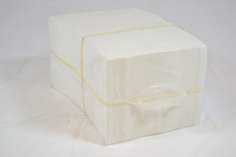 "2.5 oz White Cap Tearaway 4""x7"" Sheets - 500pcs"