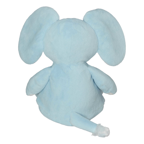 Embroider Buddy Elliott Blue Elephant 16-inch