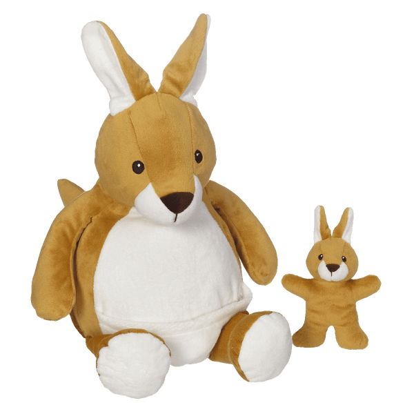 Embroider Buddy Kerry Kangaroo & Joey 16-inch