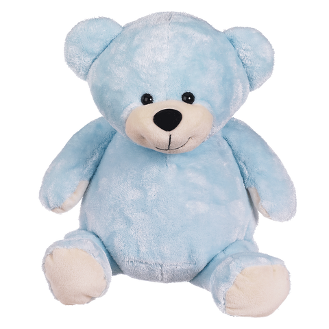 Embroider Buddy Mister Buddy Blue Bear 16-inch