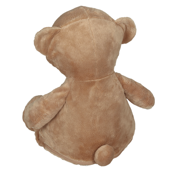 Embroider Buddy Mister Buddy Brown Bear 16-inch