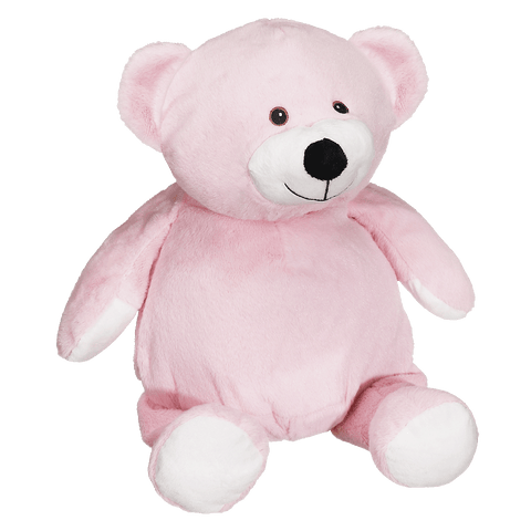 Embroider Buddy Mister Buddy Pink Bear 16-inch
