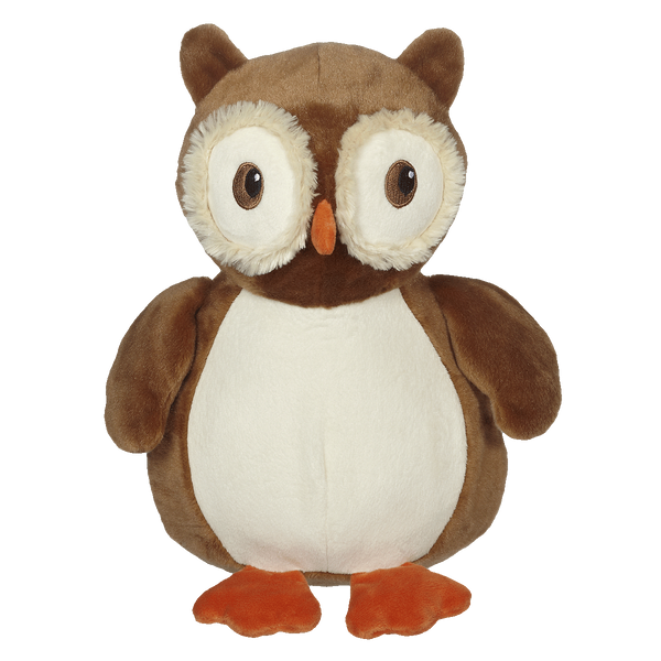 Embroider Buddy Okie Owl 16-inch