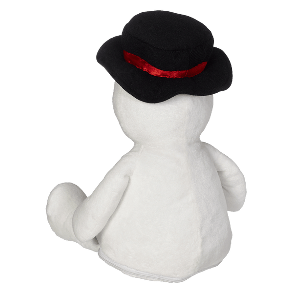 Embroider Buddy Sonny Snowman 16-inch