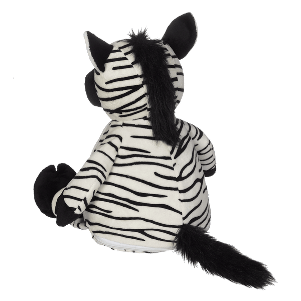 Embroider Buddy Zachary Zebra 16-inch