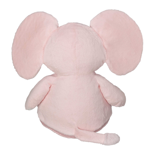 Embroider Buddy Ellie Pink Elephant 16-inch