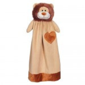 "Lion 20"" Embroiderable Animal Blanket"