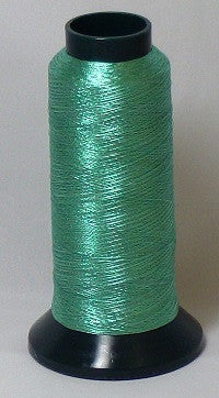RAPOS-RG2K G38 Seafoam Metallized Embroidery Thread Cone – 2000 Meters