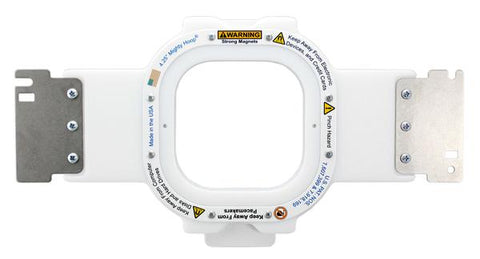 MH-425 Mighty Hoop 4.25-inch Square Hoop with Light Bottom Ring