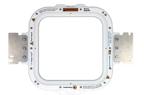 MH-725 Mighty Hoop 7.25-inch Square Hoop with Light Bottom Ring
